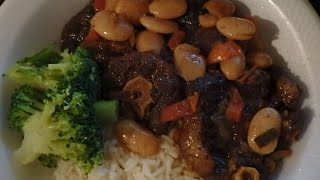 Jamaican Cuisine: How to Cook Oxtail & Butter Beans