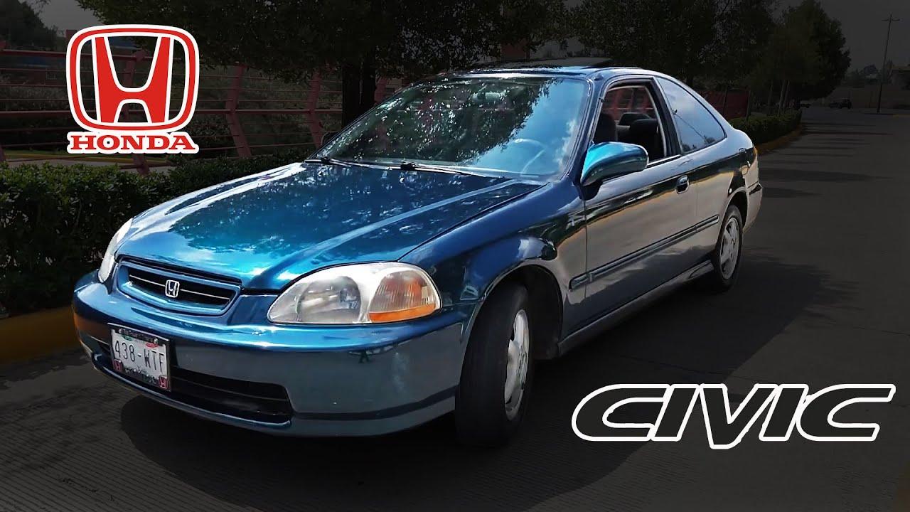 Kelebihan Civic 1998 Tangguh
