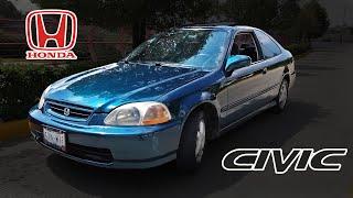 Honda Civic 1998 - Reseña