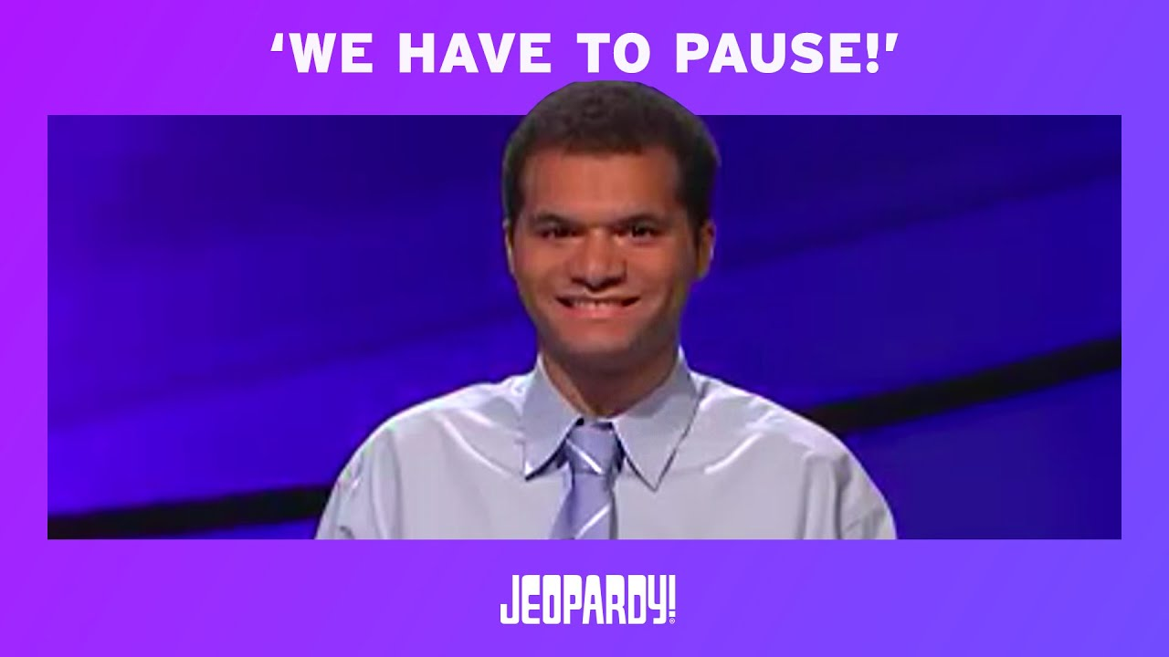 Jeopardy! Contestant Becoming Internet Sensation With