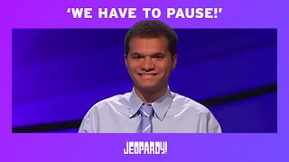 Jeopardy! | Matt Jackson Minute Video