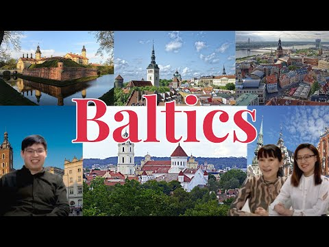 Virtual Travel with Super - Baltic Episode 13