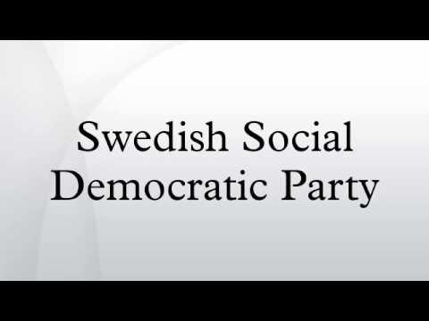 Swedish Social Democratic Party
