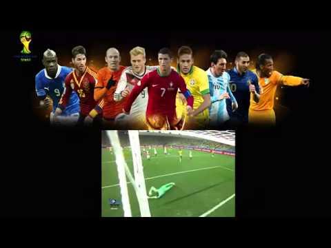 Brazil vs Croatia 3 1 ~ All Goals and Highlights ~ World Cup 2014
