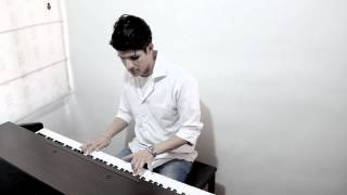 Dragon Ball GT - Opening - (Piano C...