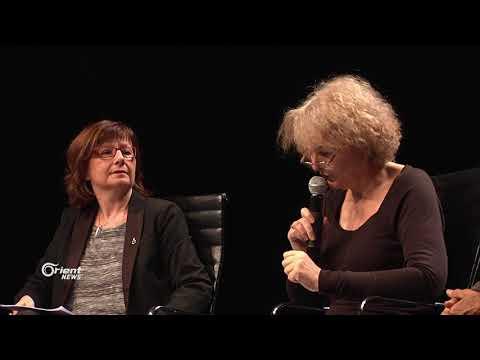 يوما تضامنيا في باريس مع المرأة السورية  - 22:21-2018 / 3 / 14