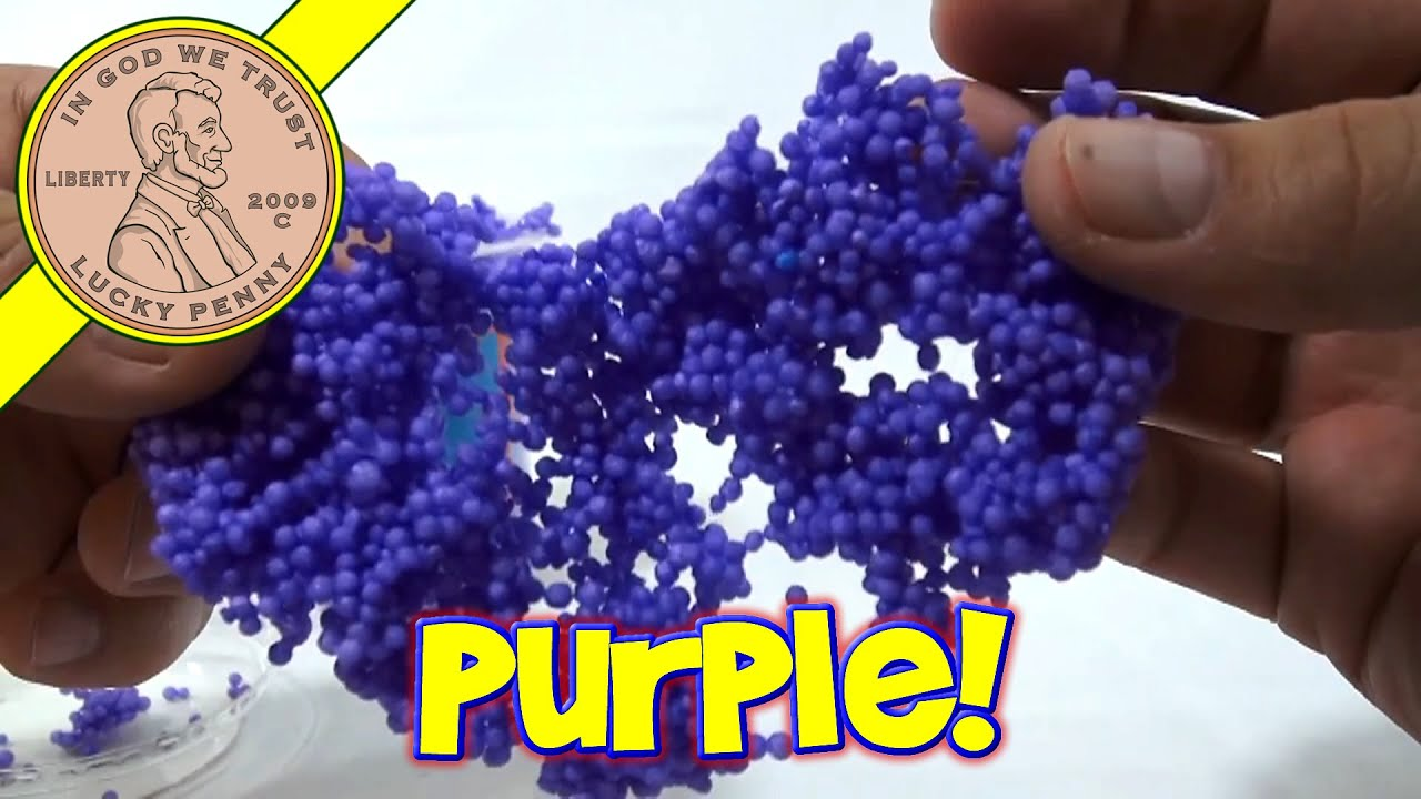 how to make a styrofoam compound