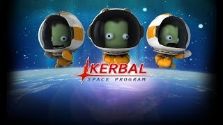 kerbal Space Program 1.1 Science Mode (Part 1)
