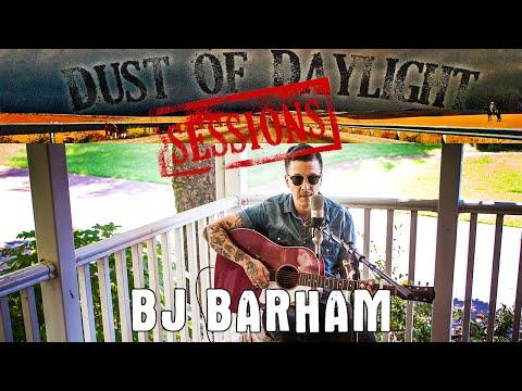 DoD Sessions: BJ Barham
