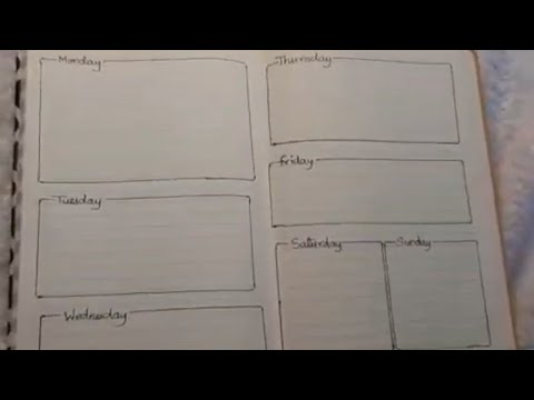 Easy journal  l best out of waste l tooba's activity