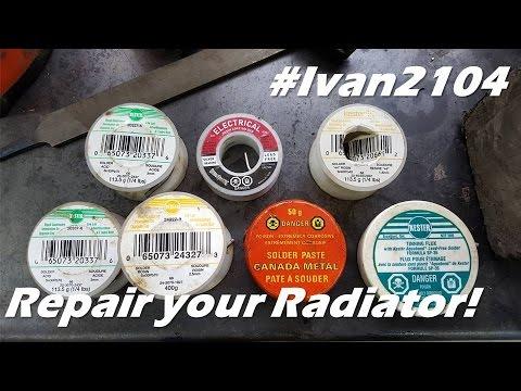 Ivan2104 - Repair Your Own Radiator