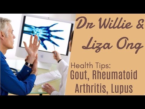 Gout, Rheumatoid Arthritis, Lupus – ni Doc Ging Zamora-Racaza (Rheumatologist) #9