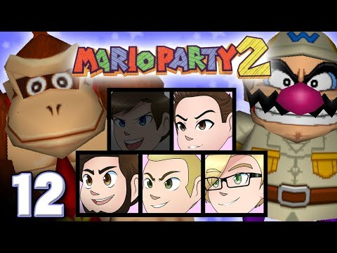 Mario Party 2: 2,000 Year Old Curse - EPISODE 12 - Friends Without Benefits