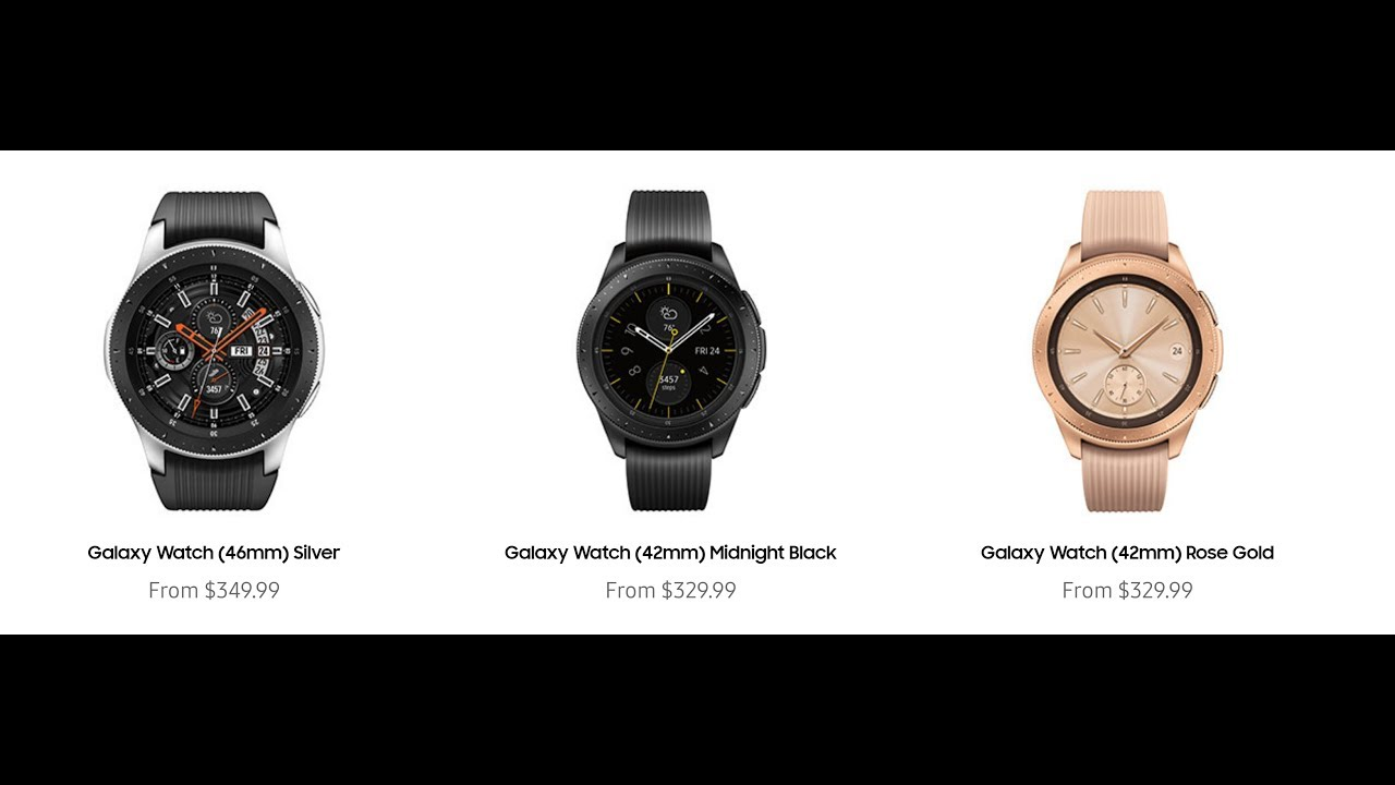 Samsung Galaxy Watch LTE AVAILABLE ON VERIZON, SPRINT | Microsoft  Controllers For Phones, Tablets