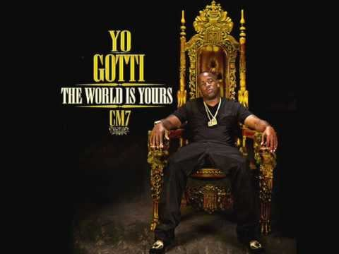 08. Yo Gotti - Turn On The Lights (CM 7: The World Is Yours)