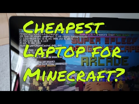Best Gaming Laptop for MineCraft - Cover