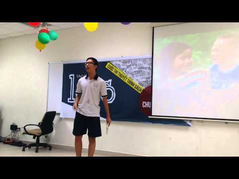 Chung kết thuyết trình sách 2014 - 2015 - Nguyễn Quý Hoàng 11I1