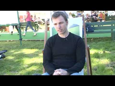 Hay festival: Markus Zusak on The Book Thief