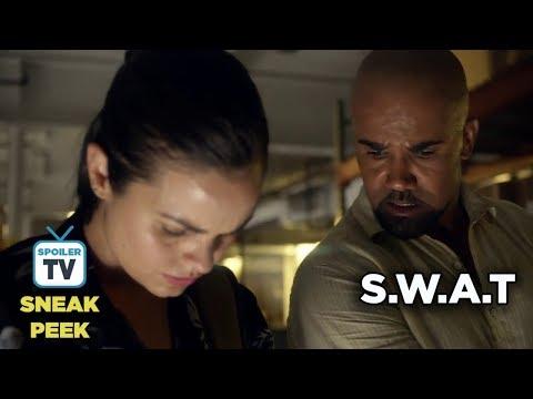 """S.W.A.T. 2x05 Sneak Peek 5 """"S.O.S."""""""