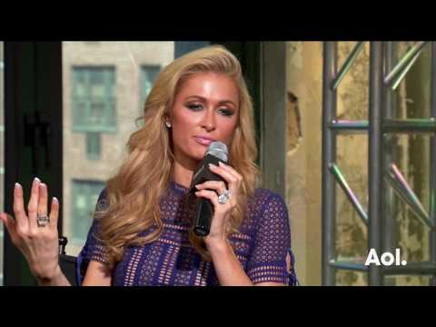"Paris Hilton On Her New Fragrance, ""Gold Rush"" 