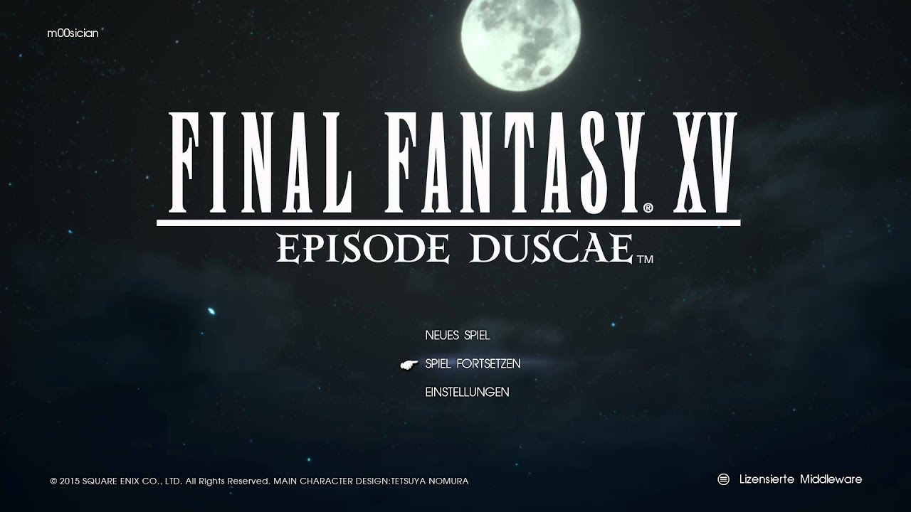 how to start new game plus ffxv
