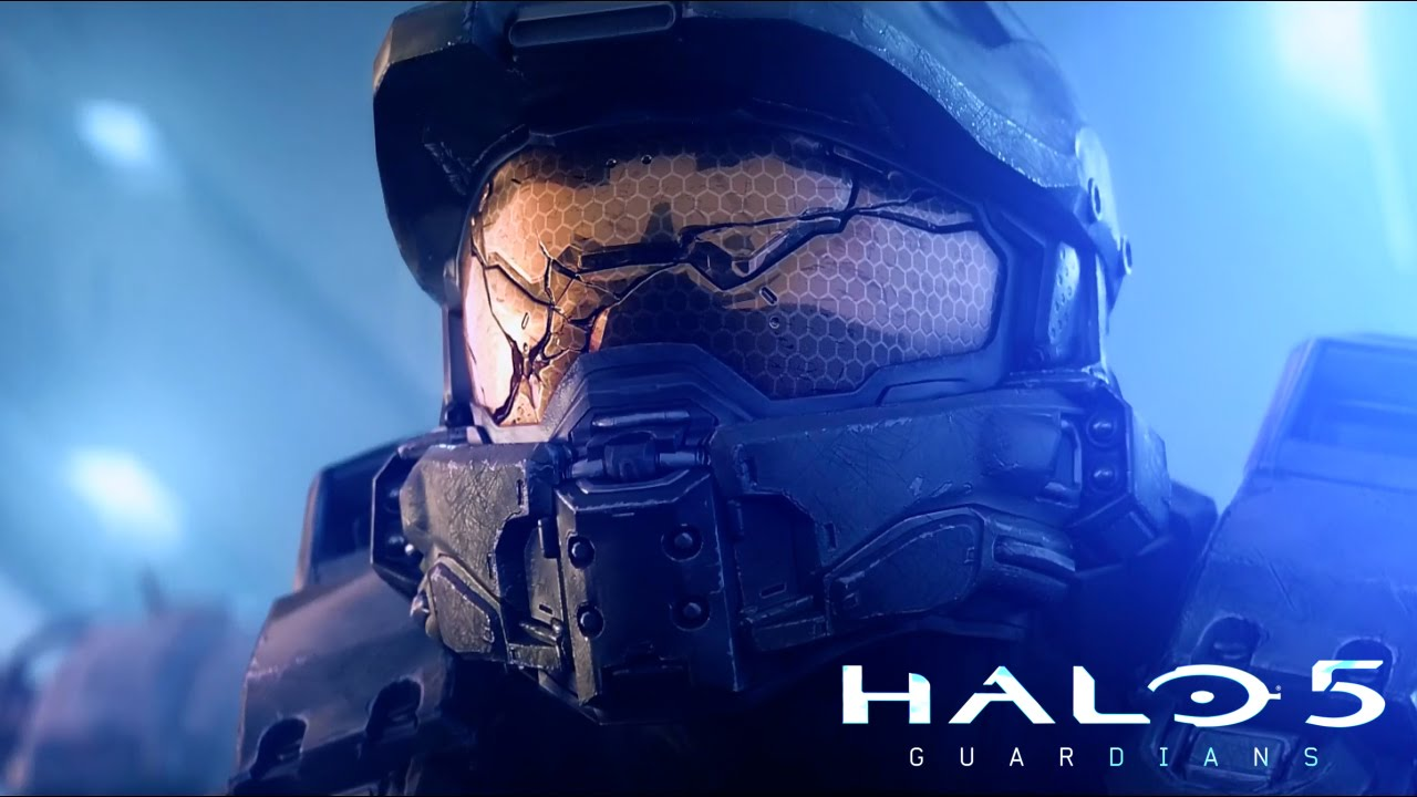 Halo 5: Guardians All Cutscenes (Game Movie) with Legendary Ending 60FPS 1080p