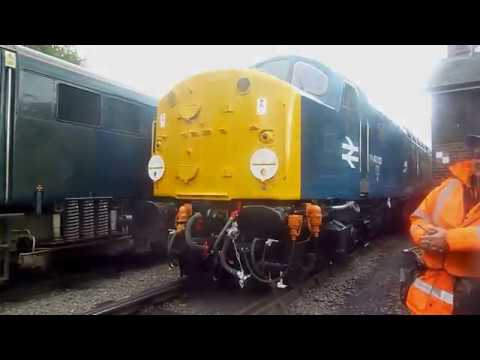 Rail Operations Group Beer-ex railtour (20/05/17) Part 2