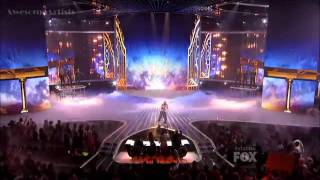 Chris Rene - Let It Be / Young Homie - X Factor USA