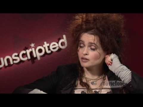 'Alice in Wonderland'  Unscripted  Anne Hathaway, Helena Bonham Carter, Mia Wasikowska