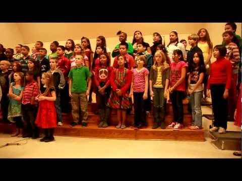 Berryhill School Holiday Program December 2011