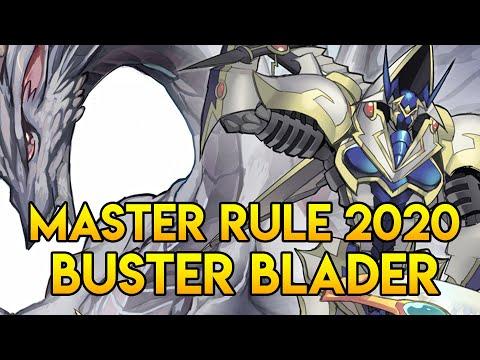 Buster Blader Lock / Master Rule 2020 (YGOPRO)