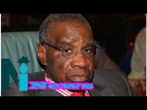 Former Chief Justice of Nigeria, Dahiru Musdapher dies