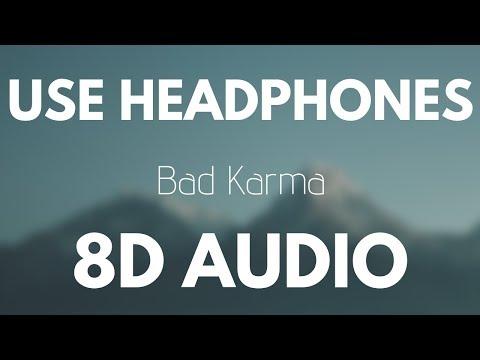 Axel Thesleff - Bad Karma (8D AUDIO)