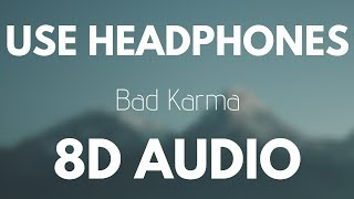 Axel Thesleff - Bad Karma (8D AUDIO)