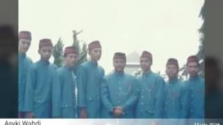 Rebana Qasidah Tradisional, Modern El Badru, LASQI DKI JAKARTA, WILAYAH JAK BAR. Asyik Wahdi