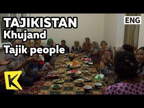 【K】Tajikistan Travel-Khujand[타지키스탄 여행-후잔트]명절에 모이는 타지크인/Tajik people/HolidayUzbekistan