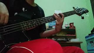Arabesque - Coldplay (Bass Cover)