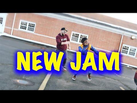 LIT NEW JAM | RANZ & NIANA #NewJamChallenge