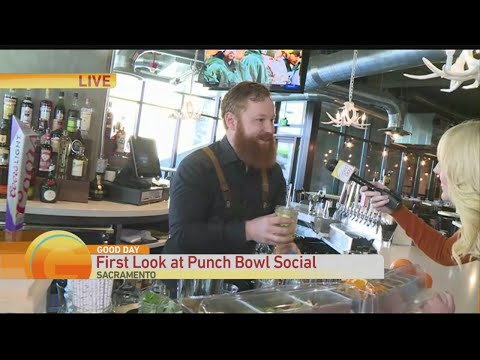 Punch Bowl Social Exclusive