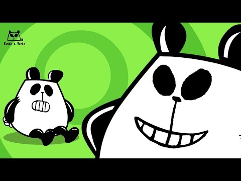 Panda A Panda | dibujos animados divertidos | video para niños | promo | Pandatude | Kids Cartoon