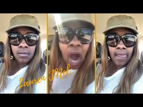 "Le'Andria Johnson Live Stating Church Is A ""Business"" And Speaks On Marvin Winans"