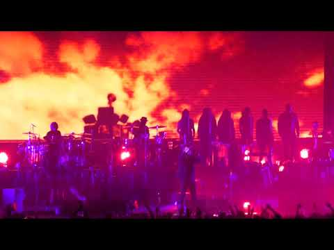 Gorillaz  Every Planet We Reach Is Dead alt ending  O2 Arena, London, 41217