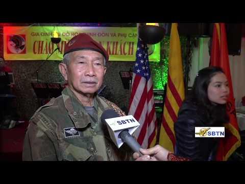 Phóng Sự Sinh Hoạt Cộng Đồng: Đêm Cánh Hoa Dù 2017 Gia Đình Mũ Đỏ Vùng Hoa Thịnh Đốn và Phụ Cận