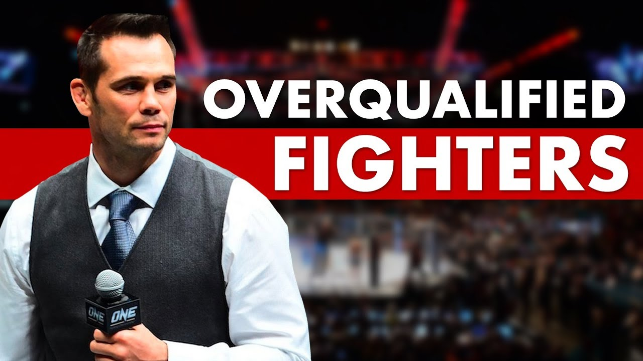 10 Most Overqualified Fighters in MMA