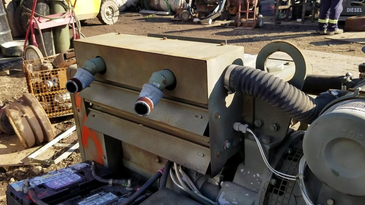 10 kw diesel generator military surplus for sale