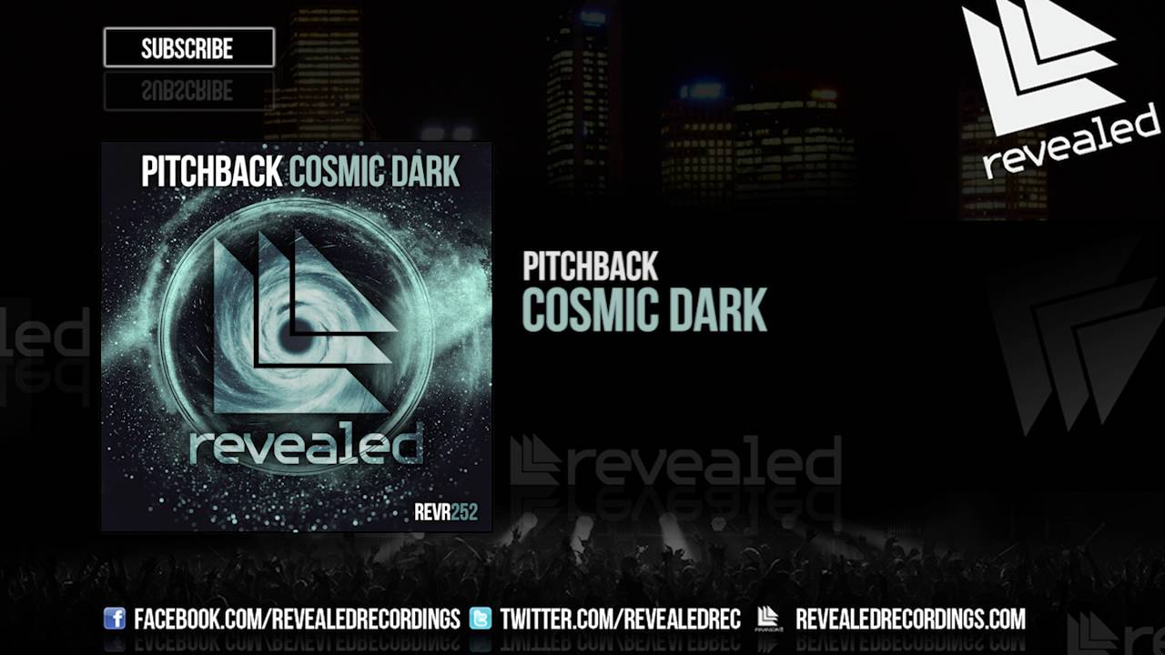 cozy fresh cheap sale fashion style Pitchback - Cosmic Dark [OUT NOW!]