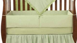 Green Crib Bedding Pictures Decoration