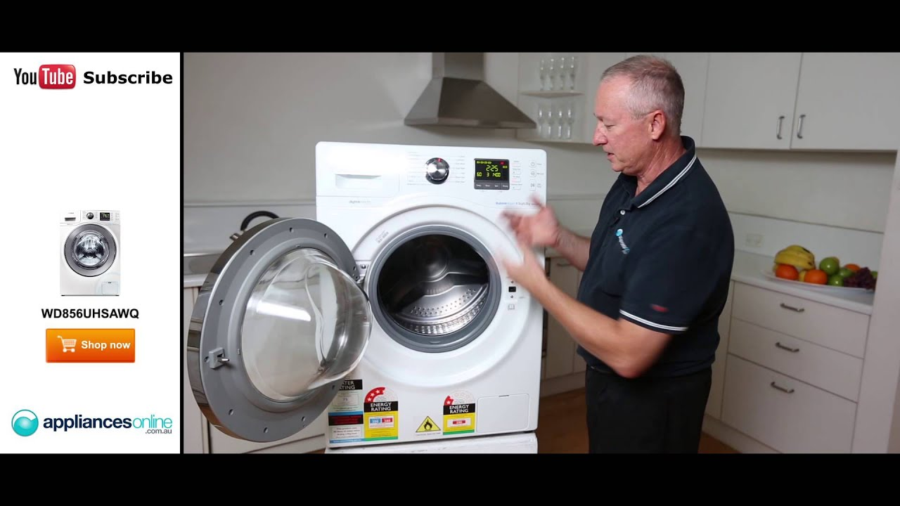 samsung washer and dryer combo wd856uhsawq samsung washer dryer combo reviewed by expert 28549