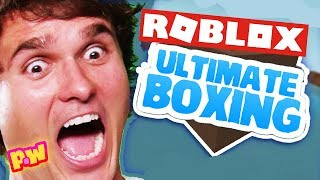LET'S PLAY ROBLOX Ultimate Boxing! Roblox Gameplay & Roblox Mini Game Ultimate Boxing ~ pocket.watch
