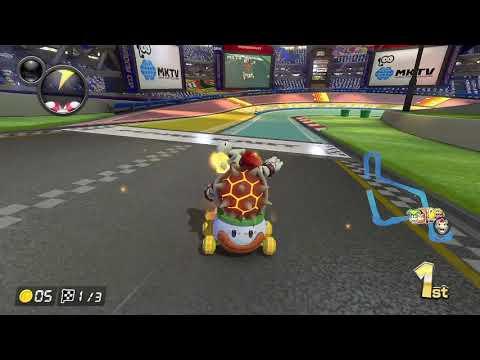 [MK8D] Trickable Mario Kart Stadium (KCL mod)